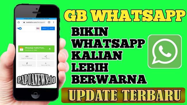 GB Whatsapp (GB WA) Pro Mod Apk Versi Terbaru 2021 (Official)