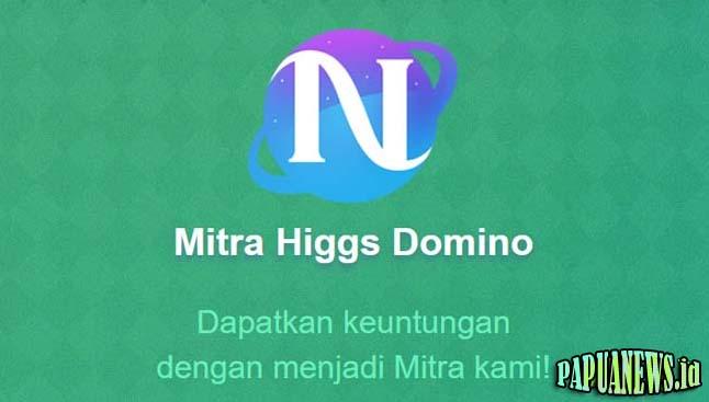 Alat Mitra Higgs Domino Island Cara Daftar di Tdomino Boxiangyx