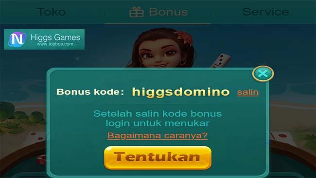 Higgs Domino Topbos RP Apk Unlimited Koin Versi Terbaru 2021