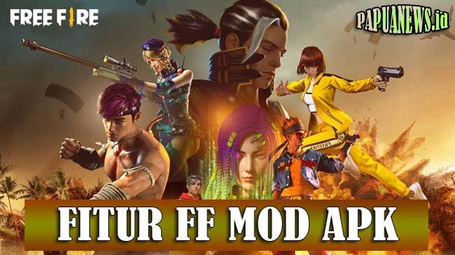 FF Mod Apk Unlimited Diamond & Auto Headshot Terbaru 2021