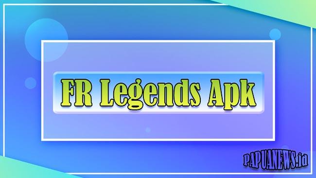 Download FR Legends Mod Apk Unlimited Money Versi Terbaru 2021