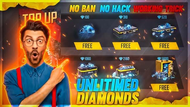 10 APK Cheat Diamond FF Asli Gratis Terbaru 2021 [Anti Banned]