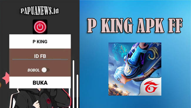 P King Apk Hack Akun FF Sultan Versi Terbaru 2021 [Sangat Mudah]
