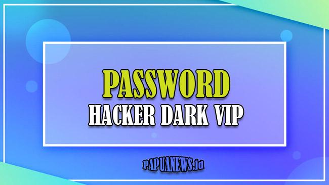 Password Hacker Dark VIP APK Mod Terbaru 2021 + Link Download