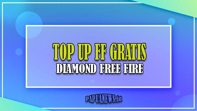 Top Up FF Gratis Diamond Free Fire APK Terbaru 2021 [Asli No Tipu]