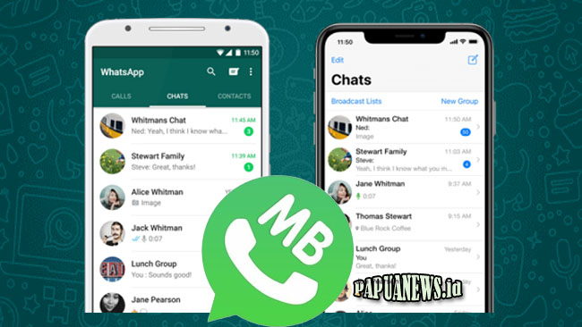 Download MB WhatsApp APK iOS [MB WA] Versi Terbaru 2021