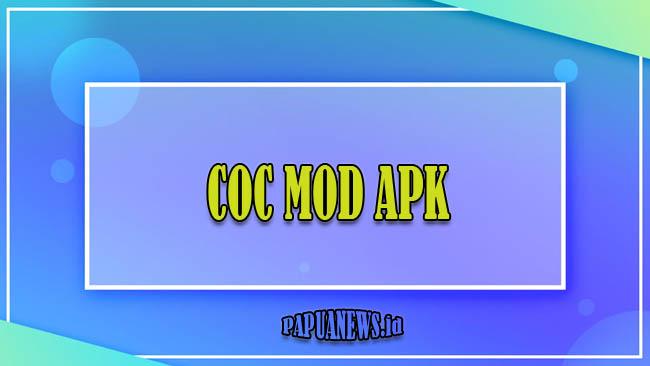 COC Mod Apk Unlimited Gems, Gold, Elixir TH 14 Versi Terbaru 2021