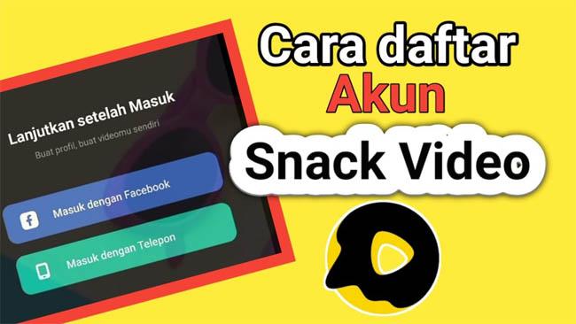 Snack Video Apk Dapat Uang Tunai Gratis Versi Terbaru 2021 Resmi