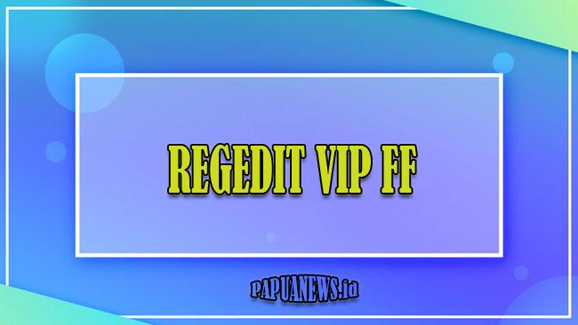 Download Regedit VIP FF APK Mod Versi Terbaru 2021 Auto Headshot